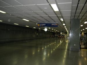 Bangkok subway...